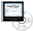 choral practice track sample cd